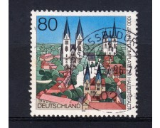 1996 - GERMANIA FEDERALE - 80p. CITTA' DI HALBERSTADT - USATO