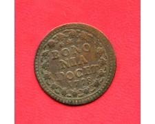 1778 - STATO PONTIFICIO - PAPA PIO VI° QUATTRINO - LOTTO/M32368