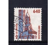 1995 - GERMANIA FEDERALE - 640p. CATTEDRALE DI SPIRA -USATO