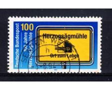 1994 - LOTTO/19095U - GERMANIA - HERZOGSAGMUHLE - USATO