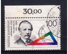 1994 - LOTTO/19098U - GERMANIA - HERMANN HELMHOLTZ - USATO