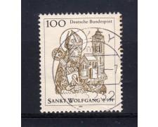 1994 - LOTTO/19101U - GERMANIA - SAN WOLFGANG - USATO