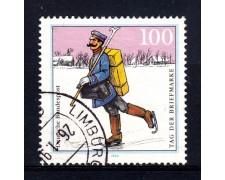 1994 - LOTTO/19103U - GERMANIA - GIORNATA FRANCOBOLLO - USATO
