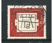 1971 - GERMANIA - ALBRECHT DURER - USATO - LOTTO/31047U
