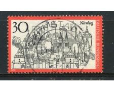 1971 - GERMANIA - VEDUTA DI NORIMBERGA - USATO - LOTTO/31048U