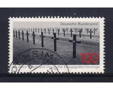 1994 - LOTTO/19107U - GERMANIA - CIMITERI MILITARI - USATO