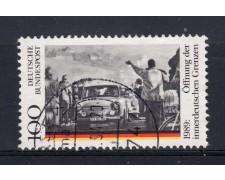 1994 - LOTTO/19108U - GERMANIA - RIUNIFICAZIONE - USATO