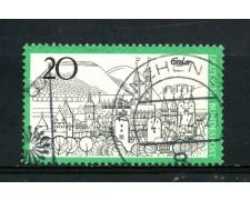 1971 - GERMANIA - VEDUTA DI GOSLAR - USATO - LOTTO/31051U