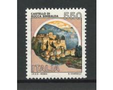 1984 - LOTTO/6805 - REPUBBLICA - 550 L. ROCCA SINIBALDA - NUOVO