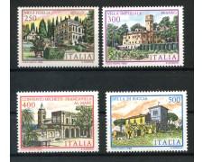 1983 - LOTTO/6799 - REPUBBLICA - VILLE 4° SERIE 4v.  - NUOVI