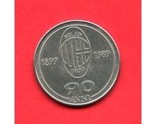 1989 - MILAN  90 ANNI GETTONE COPPA INTERCONTINENTALE - LOTTO/M32390