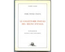 1970 - STORIA POSTALE ITALIANA - LE COLLETTORIE POSTALI DEL REGNO D'ITALIA - LOTTO/32208