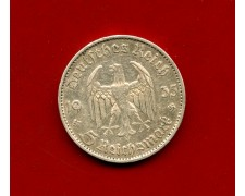 1935 - GERMANIA - 5 MARCHI ANNIVERSARIO ARGENTO - ZECCA E - LOTTO/M30505
