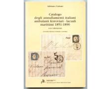 1996 - CATALOGO ANNULLAMENTI ITALIANI AMBULANTI FERROVIARI LACUALI MARITTIMI - LOTTO/32212
