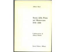 1977 - STORIA DELLA POSTA NEL MANTOVANO 1550-1900 - LOTTO/32214