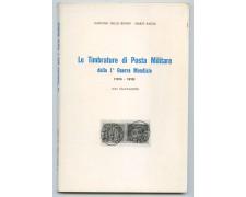 1979 - LE TIMBRATURE DI POSTA MILITARE DELLA 1° GUERRA MONDIALE - LOTTO/32216