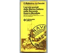 1974 - I SERVIZI POSTALI DELLA MARINA ITALIANA NELLA SECONDA GUERRA MONDIALE - LOTTO/32217