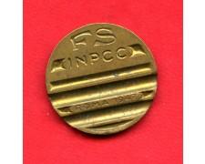 1947 - ROMA - GETTONE FS INPCC - LOTTO/M32417