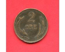 1875 - DANIMARCA - 2 0RE - LOTTO/M32424