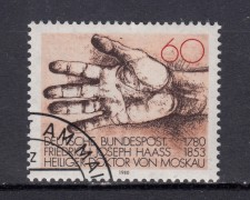 1980 - GERMANIA FEDERALE - JOSEPH HAASS - USATO - LOTTO731413U
