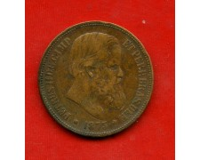 1873 - BRASILE - 40 REIS PEDRO II° - LOTTO/M31692