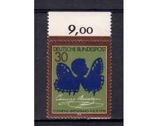 1978 - GERMANIA FEDERALE - CLEMENS VON BRENTANO - NUOVO - LOTTO/31435