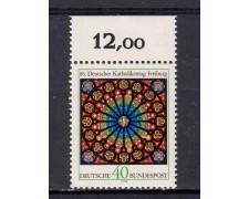 1978 - GERMANIA FEDERALE - CATTOLICI TEDESCHI - NUOVO - LOTTO/31436