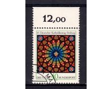 1978 - GERMANIA FEDERALE - CATTOLICI TEDESCHI - USATO - LOTTO/31436U