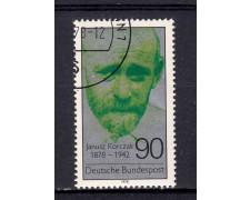 1978 - GERMANIA FEDERALE - JANUSZ KORCZAK - USATO - LOTTO/31438U