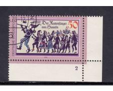 1978 - GERMANIA FEDERALE - IL PIFFERAIO DI HAMEIN - USATO - LOTTO/31439U