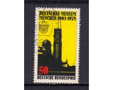 1978 - GERMANIA FEDERALE - DEUTSCHES MUSEUM - USATO - LOTTO/31440U
