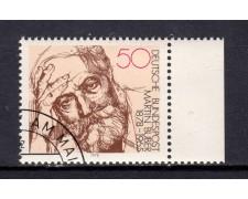1978 - GERMANIA FEDERALE - MARTIN BUBER - USATO - LOTTO/31441U