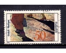 1978 - GERMANIOA FEDERALE - ASSOCIAZIONE FRIEDLANDHILFE - USATO - LOTTO/31442U