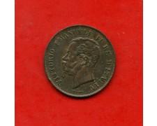 1867 - REGNO D'ITALIA - 5 CENTESIMI VITTORIO EMANUELE II° - LOTTO/M30544