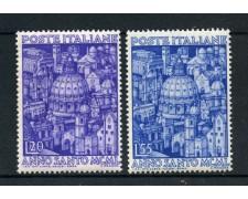 1950 - REPUBBLICA - ANNO SANTO 2v. - NUOVI - LOTTO/30374C