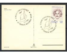 1980 - REPUBBLICA - GENOVA - 53° ADUNATA NAZIONALE ALPINI - CARTOLINA - LOTTO/30572