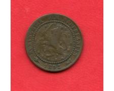 1892 - OLANDA - 1 CENTESIMO BRONZO - LOTTO/M32342
