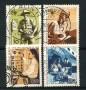 1969 - LOTTO/15532U - BELINO -  POSTELEGRAFONICI 4v. - USATI
